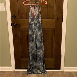Flying Tomato Dresses - Flying tomato halter dress